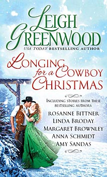 Longing for a Cowboy Christmas