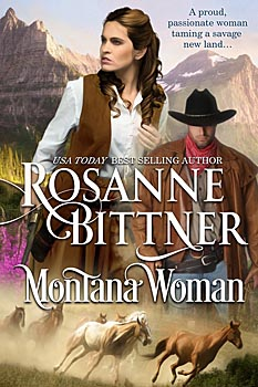 2018 reissue of MONTANA WOMAN