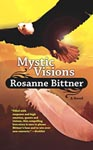 New cover for trade paperback reissue of Mystic Visions.