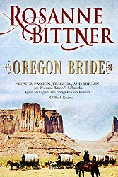 Oregon Bride, reissued by Diversion Books, May 2014