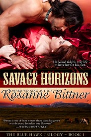 SAVAGE HORIZONS e-reader version cover