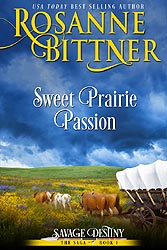 SWEET PRAIRIE PASSION, 2015 Kindle and POD Edition