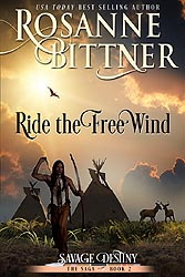 RIDE THE FREE WIND, 2015 Kindle and POD Edition