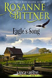 EAGLE'S SONG, 2015 Kindle and POD Edition