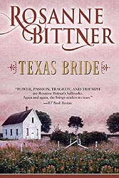 Texas Bride, reissued by Diversion Books, May 2014