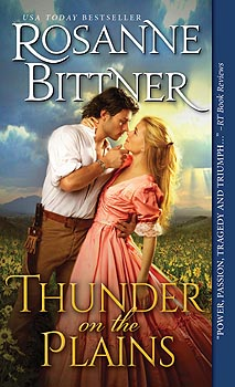 Thunder on the Plains mass market paperback reissue, Oct. 2015